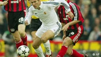 Bayer 04 Leverkusen - Real Madrid