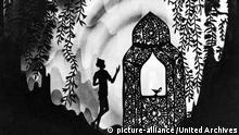 Die Abenteuer des Prinzen Achmed von Lotte Reiniger