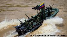 Arauca - Grenze zwischen Kolumbien und Venezuela - Symbolbild