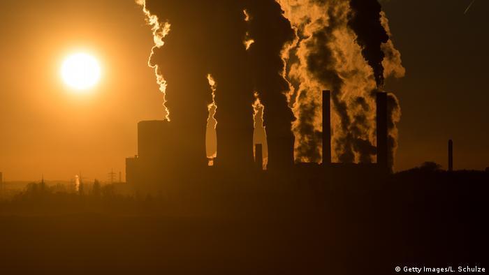 Вугільна електростанція компанії RWE