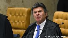 Brasilien Luiz Fux STF Justizminister