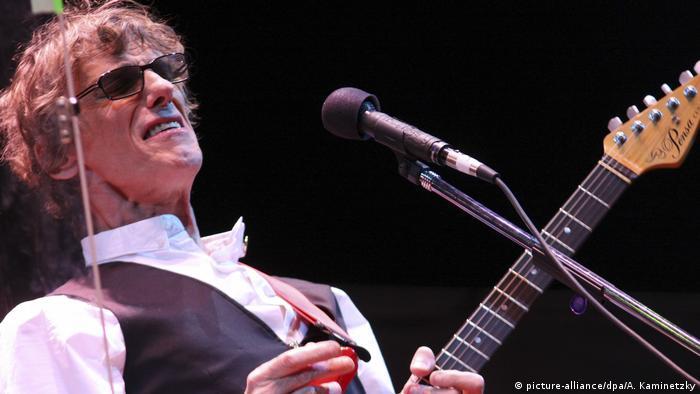 Luis Alberto Spinetta, ícono del rock argentino.