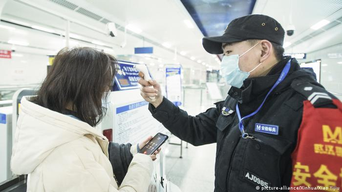 China Wuhan Coronavirus (picture-alliance/Xinhua/Xiao Yijiu)