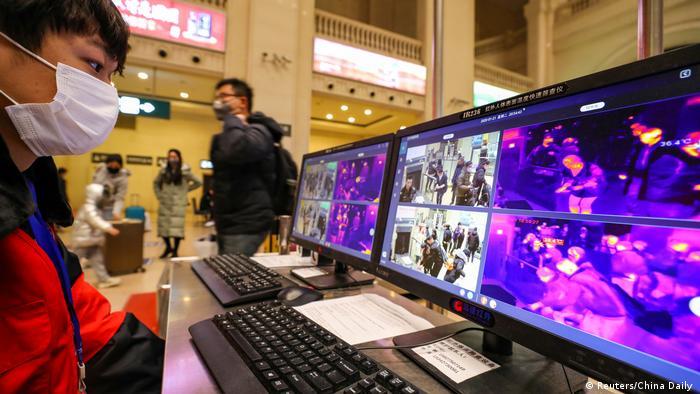 China Wuhan Coronavirus (Reuters/China Daily )