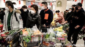 China Wuhan Coronavirus (Getty Images/Wang He)