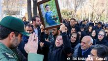 Iran | Wut Auf Revolutionswächter
