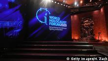 Israel Jerusalem | 75. Jahrestag Befreiung von Auschwitz | World Holocaust Forum