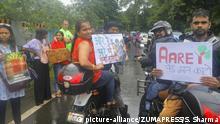 Indien | Proteste von Umweltschützern