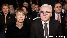 Israel World Holocaust Forum Bundespräsident Frank-Walter Steinmeier