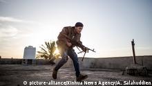 Libyen Tripoli 2019 | Kämpfer der GNA
