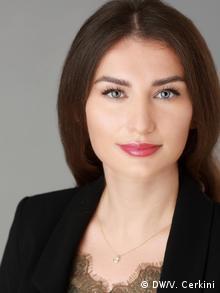 Kosovo | Gentiana Krasniqi (DW/V. Cerkini)