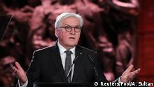 Israel Jerusalem | 75. Jahrestag Befreiung von Auschwitz | World Holocaust Forum | Frank-Walter Steinmeier, Bundespräsident