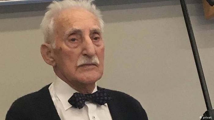 Leon Weintraub Holocaust Überlebender