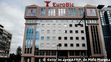 Portugal Zentrale EuroBic Bank in Lissabon