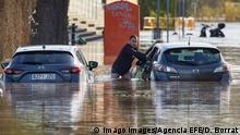 Spanien | Sturmtief Gloria