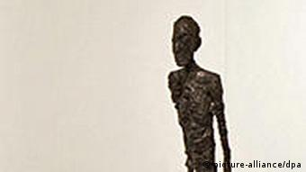 Sotheby`s Auktion Alberto Giacometti London