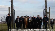 Polen Besuch Gedenkststätte Auschwitz Abdulkarim Al-Issa
