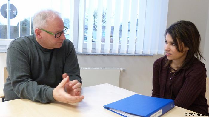 Klaus Weede zadovoljan je radom svoje buduće kolegice