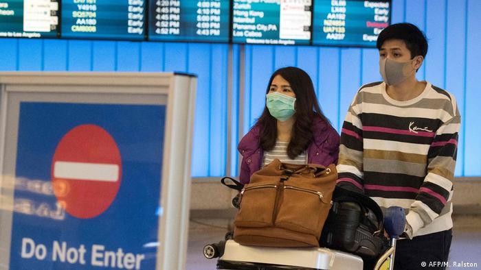 USA Coronavirus (AFP/M. Ralston)