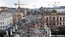 Deutschland Stadt Berlin - Baustelle 2