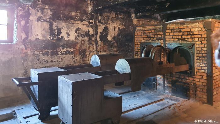 Auschwitz Fotoreportage 75 Jahre nach der Befreiung (DW/M. Oliveto)