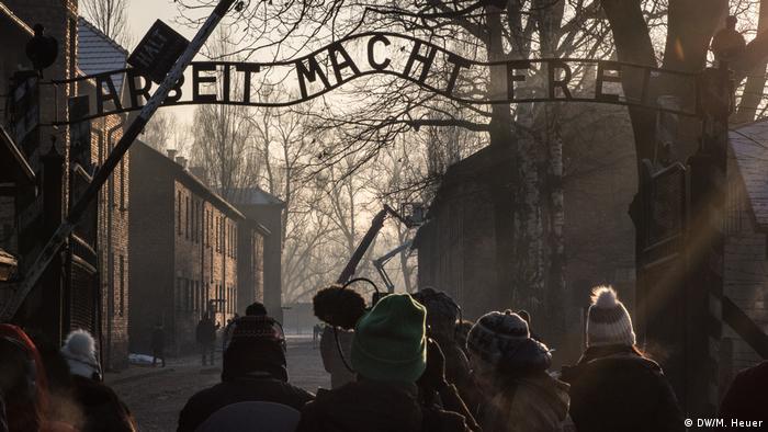 Gedenkstelle Auschwitz Stammlager (DW/M. Heuer)