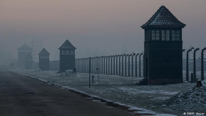 Gedenkstelle Auschwitz Birkenau Wachtürme