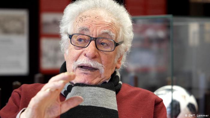 """Holocaust-Überlebender """"Sonny"""": die Eintracht ist mein Leben"""
