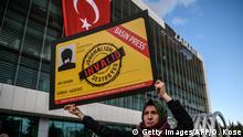 Türkei Symbolbild Presseausweis Pressefreiheit