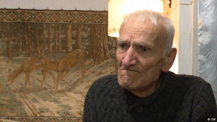 В'язень трьох нацистських концтаборів Онуфрій Дудок