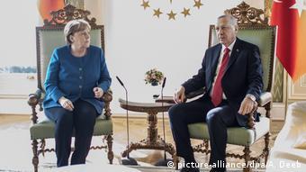 دیدار مرکل و اردوغان در اواخر ژانویه سال جاری در استانبول