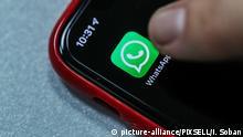 Symbolbild WhatsApp