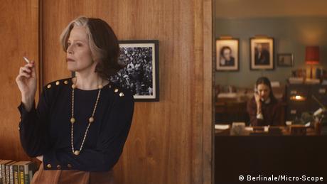 film still My Salinger Year, Sigourney Weaver (Berlinale/Micro-Scope)