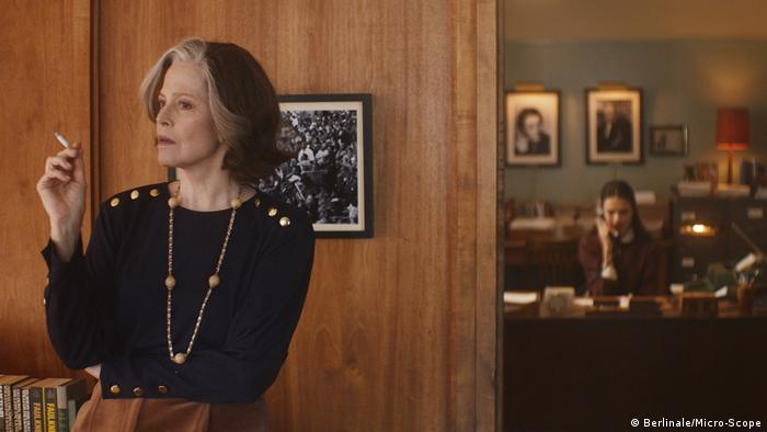 Berlinale 2020: «My Salinger Year» Sigourney Weaver (Berlinale/Micro-Scope)