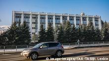 Bulgarien Die russische Botschaft in Sofia