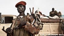 Sudan Soldaten der People's Liberation Army SPLA in Turalei