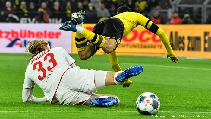 Bundesliga BvB Dortmund gegen Köln
