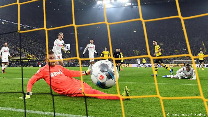 Fußball Bundesliga Borussia Dortmund - 1. FC Köln