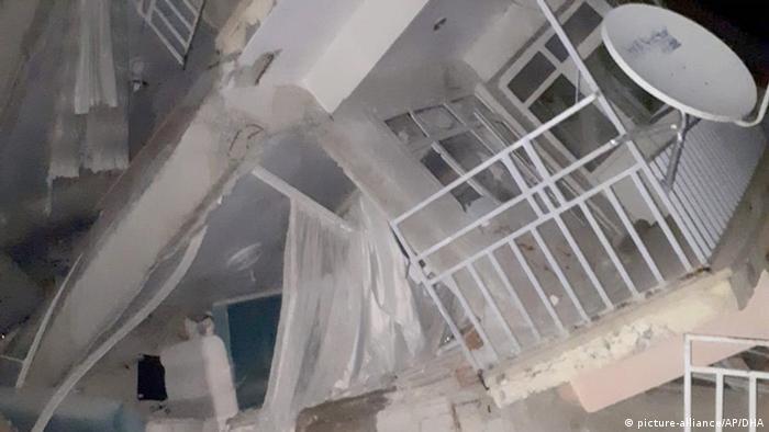 Türkei Erdbeben in Elazig (picture-alliance/AP/DHA)