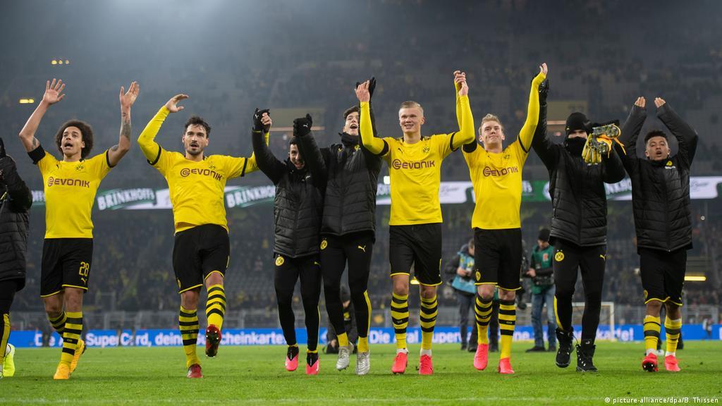 Erling Haaland The Love Affair Begins In Dortmund As A Star Is Born Sports German Football And Major International Sports News Dw 24 01 2020
