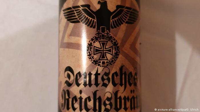 Staatsschutz ermittelt wegen Bier mit Nazi-Symbolik