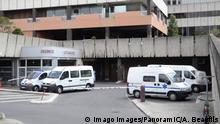 Frnkreich Paris Krankenhaus Hopital Bichat Claude Bernard