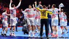 Handball EM | Halbfinale Norwegen - Kroatien
