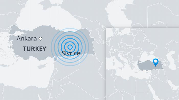 Karte Türkei Erdbeben EN