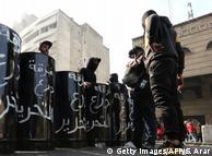 Irakische Sicherheitskräfte gehen gegen Proteste vor