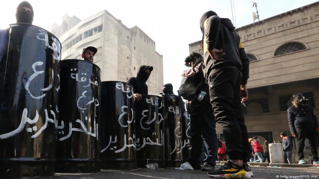 Tote bei Protesten im Irak   Aktuell Nahost   DW   25.01.2020