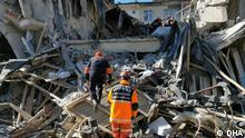 25.01.2020 Bergung nach Erdbeben in der Türkei