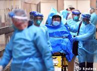 Chinas Staatsführung reagiert auf Coronavirus