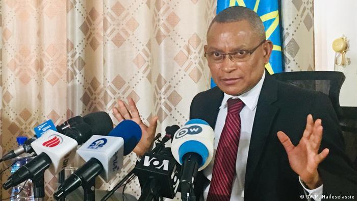 Äthiopien l PK - Dr. Debretsion Gebremichael