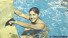 Sportlerin Tonia Valigholi